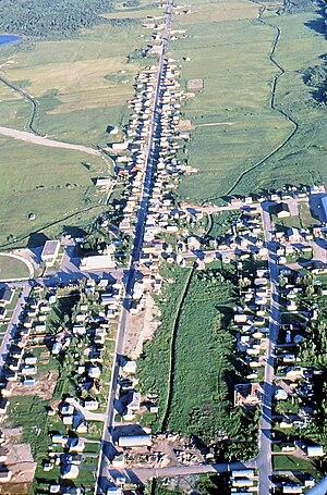 Girardville, Quebec - Image: Girardville
