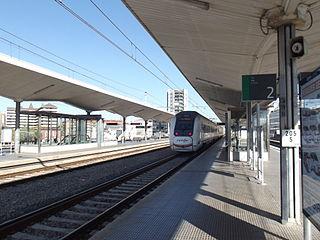 Girona railway station