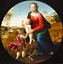 Giuliano Bugiardini - Madonna and Child with the Infant Saint John the Baptist - 79.1133 - Indianapolis Museum of Art.jpg