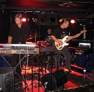 Glass (band) - Glass onstage Oslo, Norway 2007