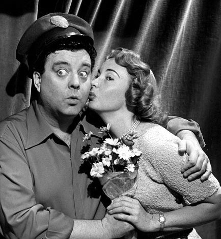 Gleason meadows honeymooners 1955