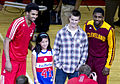 Glen Rice Kyrie Irving with fans.jpg