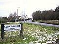 Glenavy Road at Ballynadolly - geograph.org.uk - 1633627.jpg