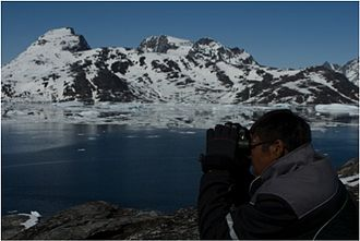 Participatory monitoring - Scanning the sea off Greenland for seabirds as part of Greenland's documentation and management system PISUNA, a participatory monitoring programme