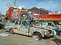 Goldfield, NV, The Former Sculpture and Art Car Exhibit - panoramio.jpg