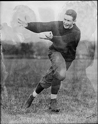 Virginia Cavaliers football - Robert Kent Gooch in 1914