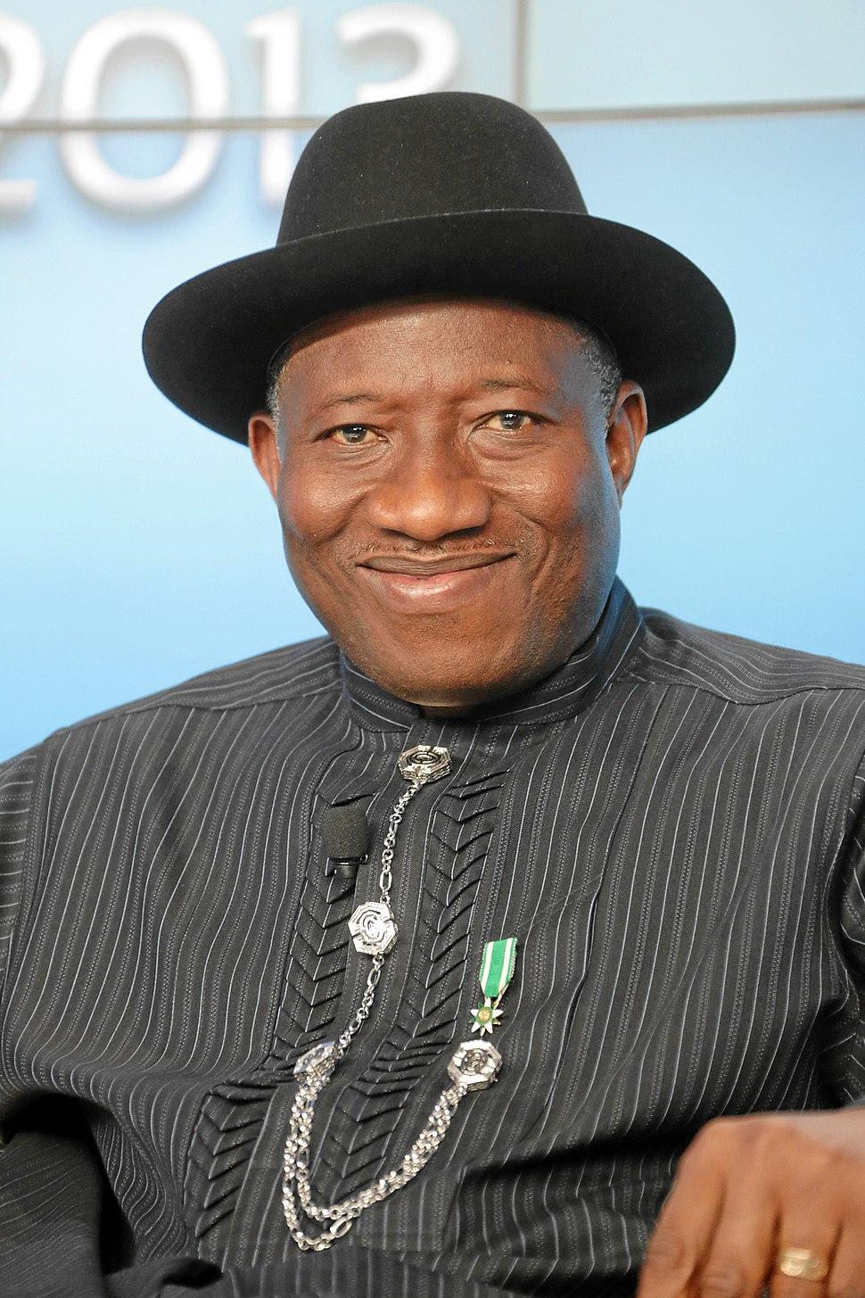 Goodluck Jonathan World Economic Forum 2013