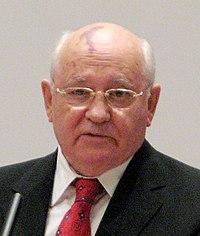 Mijaíl Gorbachov - Wikipedia, la enciclopedia libre