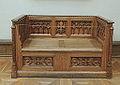 Gothic revival furniture 05 (Tretyakov gallery) by shakko.JPG
