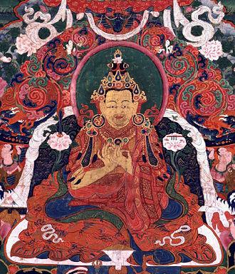 Tsangpa Gyare - Gotsangpa Gonpo Dorje (1189—1258)