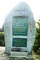 Gouesnou Monument libération 2e et 8e division US.jpg
