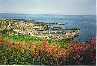 Gourdon, Aberdeenshire Human settlement in Scotland