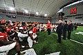 Governor Visits University of Maryland Football Team (36922349445).jpg
