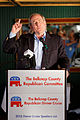 Governor of Virginia Jim Gilmore at Belknap County Republican LINCOLN DAY FIRST-IN-THE-NATION PRESIDENTIAL SUNSET DINNER CRUISE, Weirs Beach, New Hampshire May 2015 by Michael Vadon 07.jpg