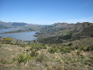 Governors Bay human settlement in New Zealand