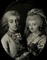 Gränicher - Maximilian of Saxony and Carolina of Parma.png