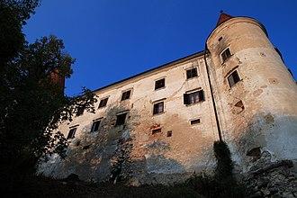 Bizeljsko Castle - Image: Grad Bizeljsko