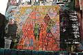 Graffiti in Shoreditch, London - 616 Very colourful 616 (13820641723).jpg