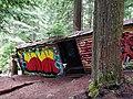 Graffiti on the Train Wreck, Whistler (41686258180).jpg