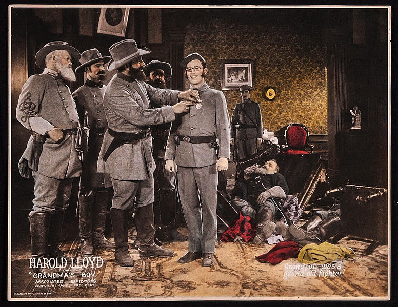 File:Grandmas Boy lobby card 1922.JPG