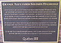Grange Alexander-Solomon-Walbridge - Plaque.jpg