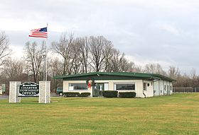 Grass Lake Township Michigan Township Offices.JPG