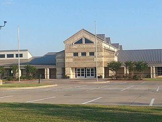 Van Alstyne, Texas - Grayson College's south campus in Van Alstyne