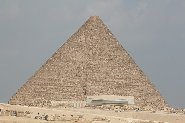 great pyramid giza 1 1 the great pyramid of giza – a monumental construction for the ancient egyptians until the building of the eiffel tower in paris in 1889, the great pyramid reigned.