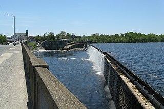 Great Stone Dam United States historic place