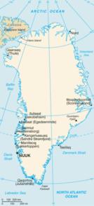 kart grønland Grønland – Wikipedia kart grønland
