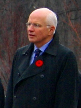 Greg Thompson en 2006.