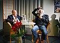 Gregor Gysi im Gespräch mit Harry Rowohlt am 9. Januar in Hannover (8366351901).jpg