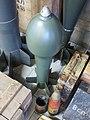 Grenade, Ben Junier ammo collection at the Overloon War Museum pic1.JPG