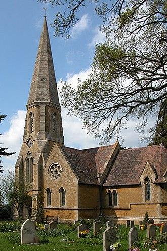 Gretton, Gloucestershire - Gretton Church