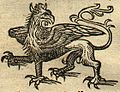 Griffin from Cosmographia (1544) by Sebastian Münster .jpg