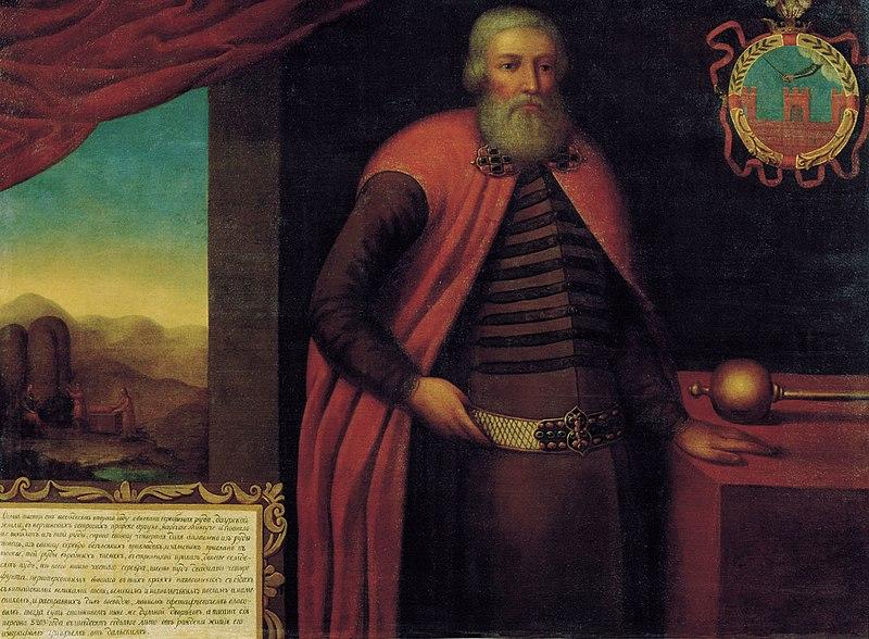 -1634) - полководец и государственный деятель россии xvii века, окольничий (1605), боярин (1606/1607) и воевода