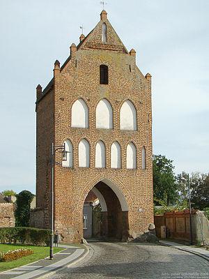 Grimmen - Greifswald gate