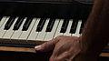 Grip on Hammond C3 Organ manual, SJSF 2012.jpg