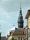 groningen, toren academiegebouw rm-485446-wlm