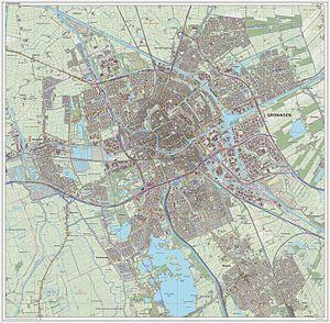 Groningen-plaats-OpenTopo