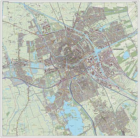 Groningen Wikipedia
