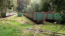 Feldbahn wikipedia for Depot gifhorn