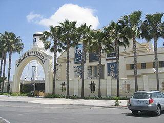 Platinum Triangle, Anaheim District of Anaheim in California, United States