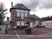Grugies (Aisne) mairie.JPG