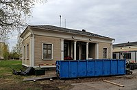 Guardhouse Oulu Barracks 20160514 02.JPG