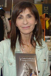 Carla Guelfenbein Chilean writer