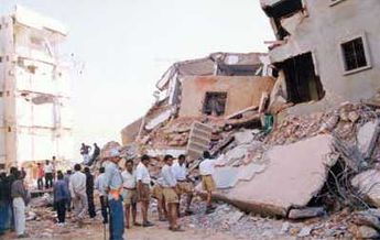 Gujarat Earthquake Relief by RSS Volunteers.jpg