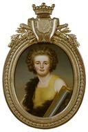 Gustaf Mauritz Armfelt in Scythian Tourney Dress (Adolf Ulrik Wertmüller) - Nationalmuseum - 18040.tif