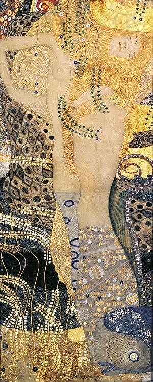 Danaë (Klimt painting) - Image: Gustav Klimt 067