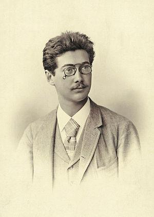 :en:Gustav Landauer, Foto